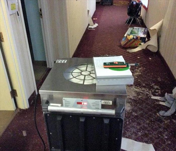 Air Scrubber in a Colorado Springs Home