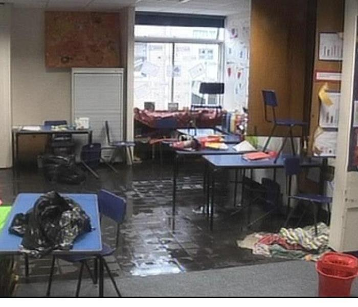 Commercial  DISASTERS AT EDUCATION FACILITIES